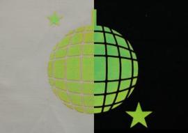 Flexfolie Disco per 1 m x 0,48 m