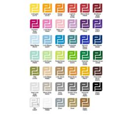 Ecotac kleuren Mat 5 m x 0,61 m