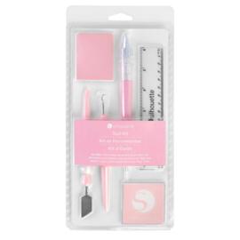 Silhouette Tool Kit Pink