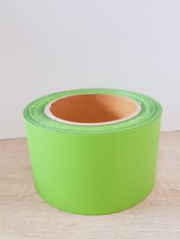 Flexfolie Appel groen 25 m x 7 cm