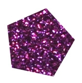 Flexfolie Glitter Purple 924 5 m x 7 cm