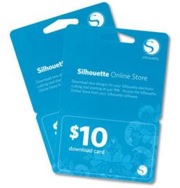 Downloadcard 10$ (digitaal)