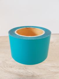 Flexfolie Turquoise 380  25 m x 7 cm