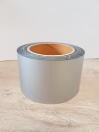 Flexfolie Zilver 815  25 m x 6,5 cm