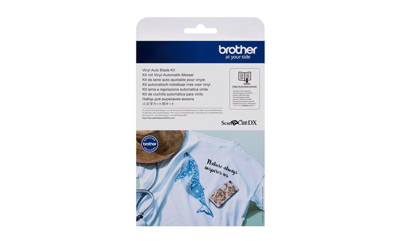 Brother SDX Vinyl Autoblade Kit