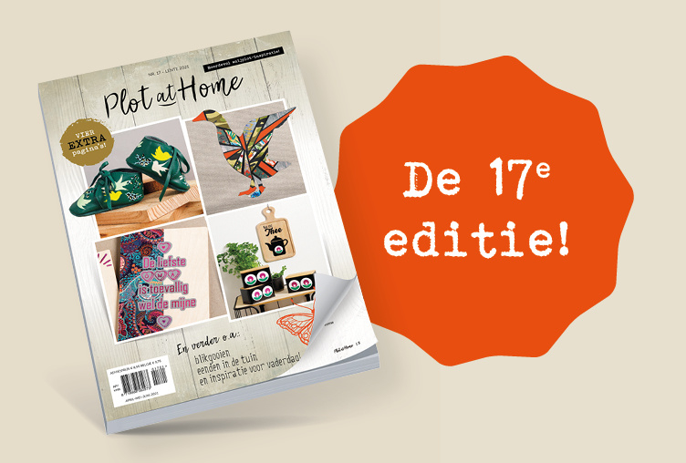 Magazine Plot at Home 17 Lente 2021