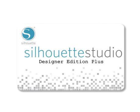 Silhouette Upgrade van Designer -> Designer Plus
