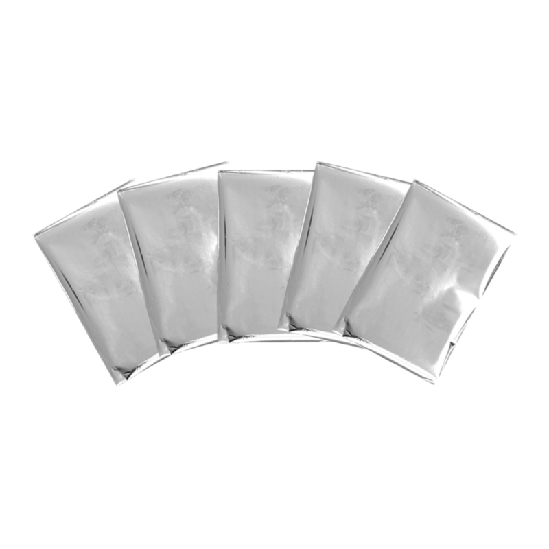Foil Quill  Sheets Silver