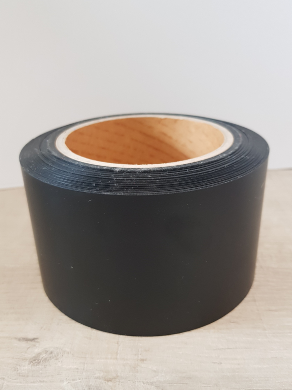 Flexfolie Black 700 25 m x 6,5 cm