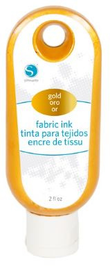 Fabric Ink - Gold