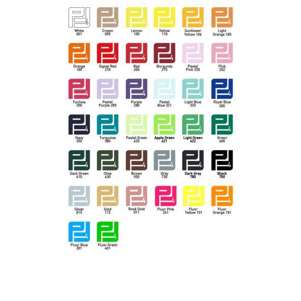 Flexfolie Premium Plus per 30 cm x 50 cm