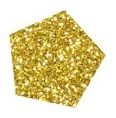 Flexfolie Glitter Gold  920  5 m x 6,5 cm