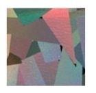 Flexfolie Holografisch Crystal  5 m x 7 cm