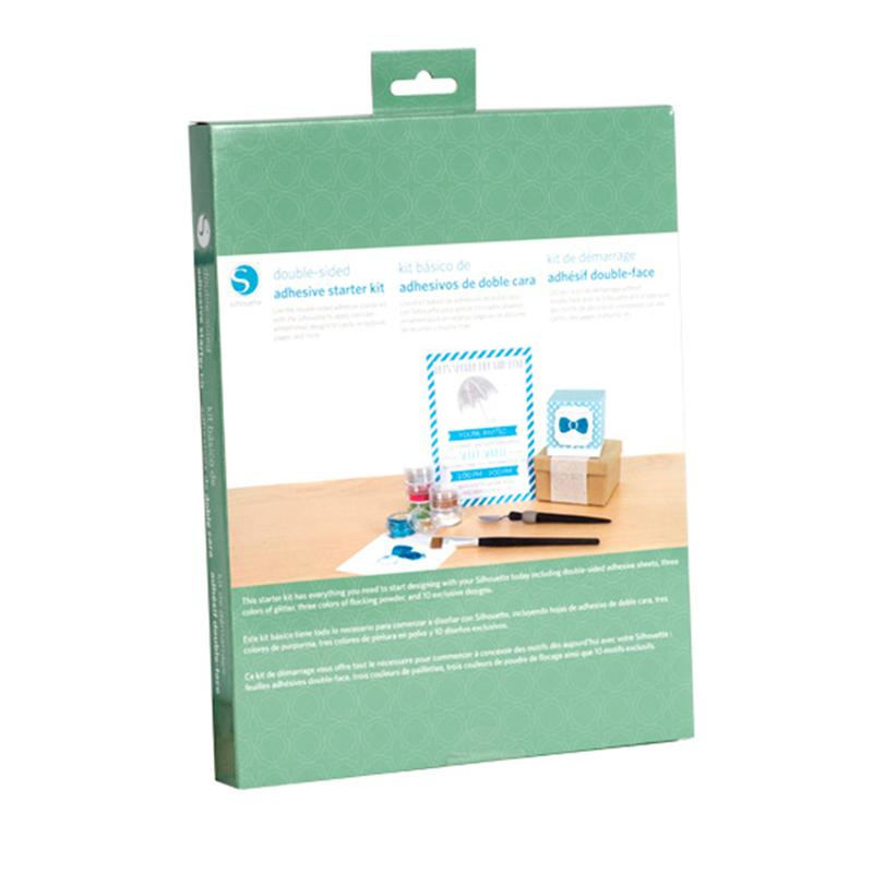 Silhouette Double-sided Adhesive Starterkit