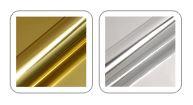 Penstick Spiegel Goud en Zilver A4