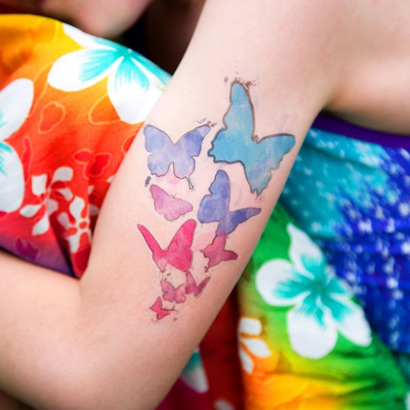 Printbaar Tattoo Papier Printbaar Plot4fun