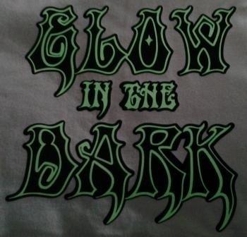 Flexfolie Glow in the Dark vanaf A4