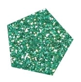 Flexfolie Glitter Jade Green 925  5 m x 7 cm