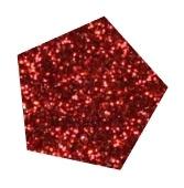 Flexfolie Glitter Red 923  5 m x 7 cm