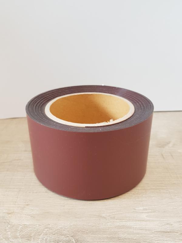Flexfolie Brown 550 25 m x 7 cm