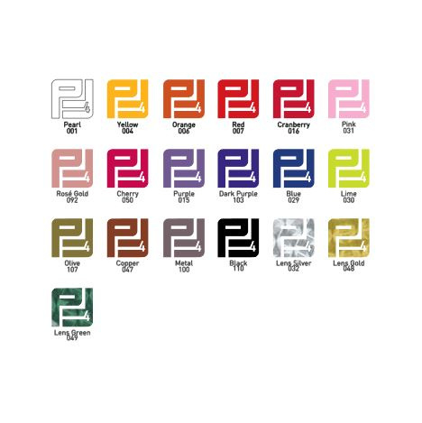 Pakket Flexfolie Electric 30 cm x 50 cm ( 18 kleuren )