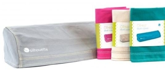 Dustcovers Silhouette Cameo (1 & 2)