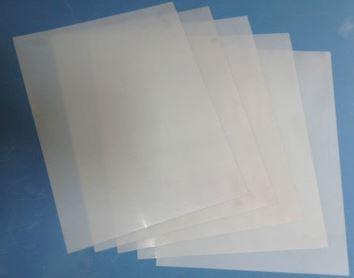 Mylar folie 297 mm x 420 mm per  10 vellen