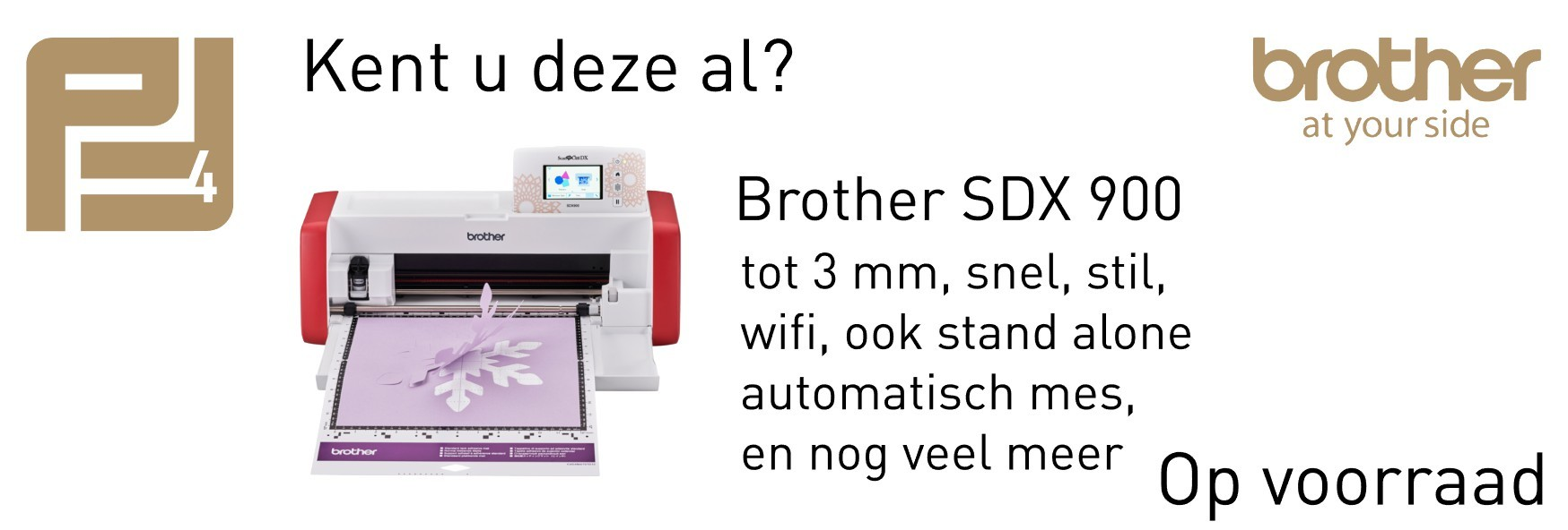 Brother SDX 900