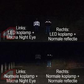 H4/2 Motorfiets LED dimlichten