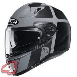 HJC i70 Prika grijs/zwart