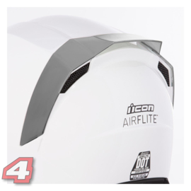 Icon Airflite spoiler RST zilver