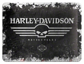 Tin Signs Harley Davidson