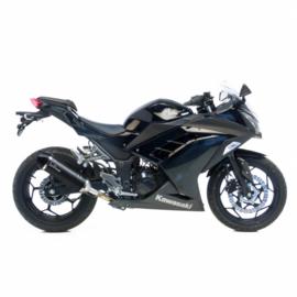 Kawasaki Ninja 300 R/ABS (13-16) Leovince LV Evo One Carbon