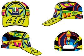 Valentino Rossi cap - Helmet multi color kids