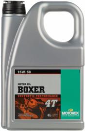 Motorex 15W50 Boxer 4T  4L