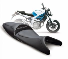 Suzuki Gladius 650 09-16 Bagster ready zadel