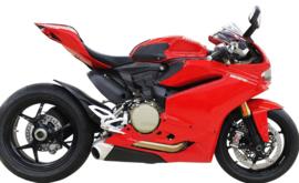 Techspec Snake skin Ducati Panigale (2012 >)