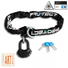 Protect schijfrem/kettinglusslot 150cm ART4