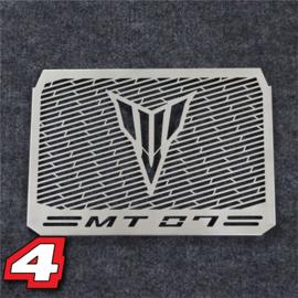 Yamaha MT07 Radiator beschermer