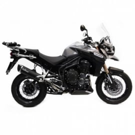 Triumph Tiger Explorer 1200 (12-15) Leovince One EVO RVS