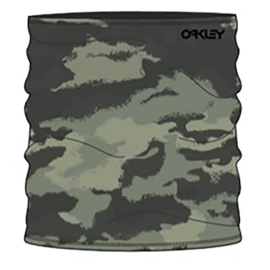 Oakley Nekwarmer Camo/Groen