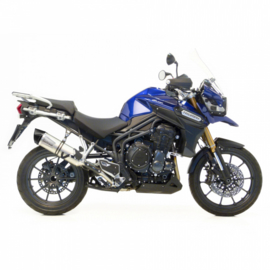 Triumph Tiger Explorer XR/XCX/XCX LOW/XCA (16-17) Leovince One EVO RVS