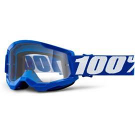 100% Percent Strata 2 blauw