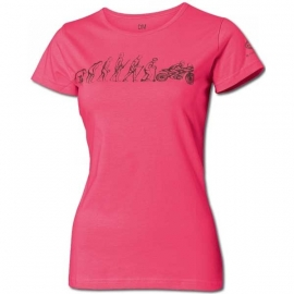 T-shirt Evolution (dames)