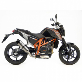 KTM  690 Duke (12-15) Leovince One EVO RVS