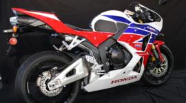 Techspec Snake skin Honda CBR 600 RR (13<)