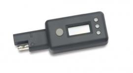 Battery Tender LCD spanning meter
