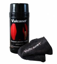 """Vulcanet reinigingsdoekjes """"wassen zonder water"""""""
