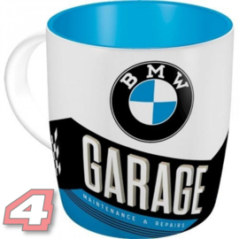 Mok BMW Garage