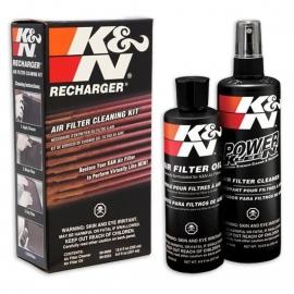 K&N luchtfilter reiniger kit